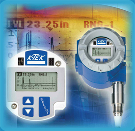 k tek level transmitter manual