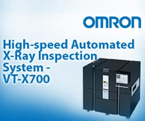 High-speed Automated X-Ray Inspection System - VT-X700
