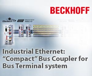 Industrial Ethernet: Compact Bus Coupler for Bus Terminal system